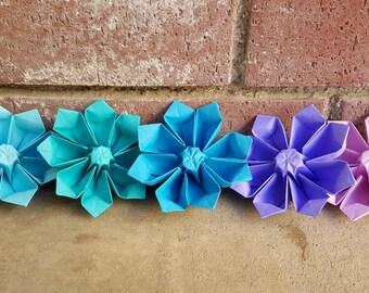Single Origami Sunflower/Daisy