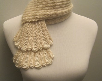 Wonderfully Soft Waterfall Scarf