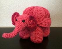 Elephant Amamani Puzzle Ball