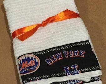 Mets Hand Towels