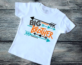 Big Brother Announcement Shirt Etsy Ca