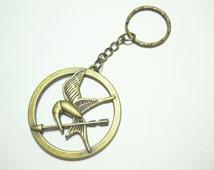 Mocking Bird Keychain, Mocking Bird Key Ring, Mocking Bird Lanyard, Bird Keyring, Bird Key Chain, Gift for Men, Gift for Women