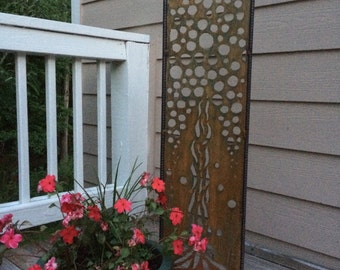 "40"" ""Bubble Tree"" Garden Panel"