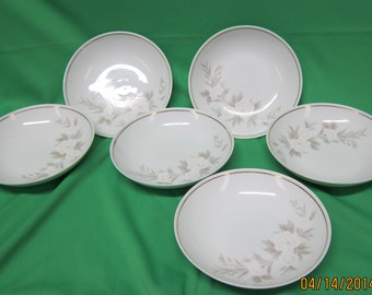 Noritake Belda Desert Bowls (6) (5 1/2 inch)