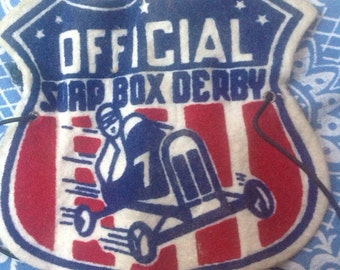 Soap Box Derby Officials armband