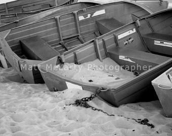 Boats Waiting
