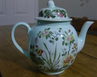 Adams Calyx Ware Ming Jade Teapot
