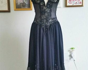 Black Magic Nightgown