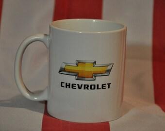 Chevrolet mug for american car fans