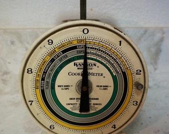 Vintage Kitchen Scale - Vintage Hanson Scale - Hanson Cook-O-Meter Scale - Hanson Scale Model 1310
