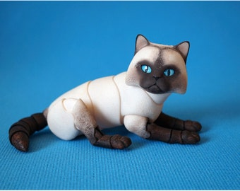 BJD Persian cat