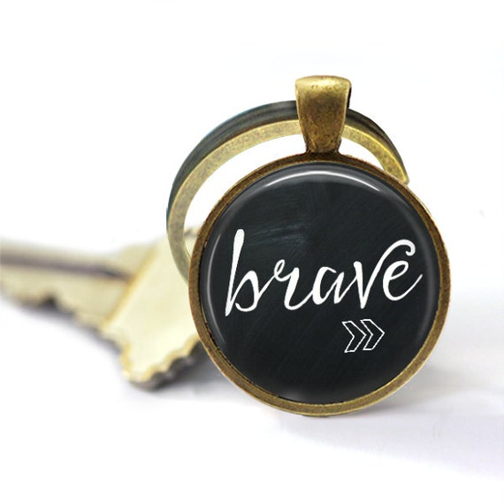 Adoption, Brave Keychain, Birth Mom, Be Brave, You Are Braver Than You Believe, Birth Mother Gift, Adoption Key Chain, Adoption Gifts, Adopt
