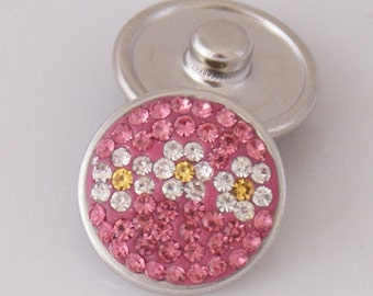 KB2407-AS  Charms with Rhinestones