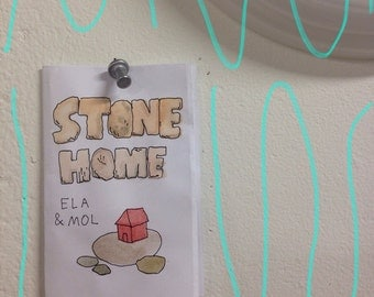 Stone Home Mini Zine