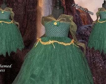Disney's Brave themed Tutu Dress