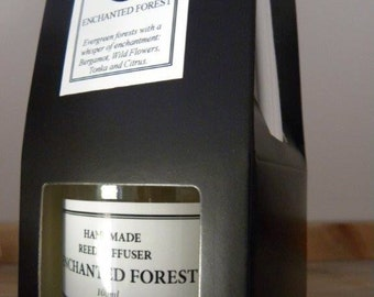 Reed Diffuser -100ml - Enchanted Forest -gift boxes