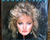 Bonnie Tyler - Faster Than The Speed Of Night - Total Eclipse of the Heart - Album Vinyl Record Lp - Columbia - FC 38710  - Released 1983