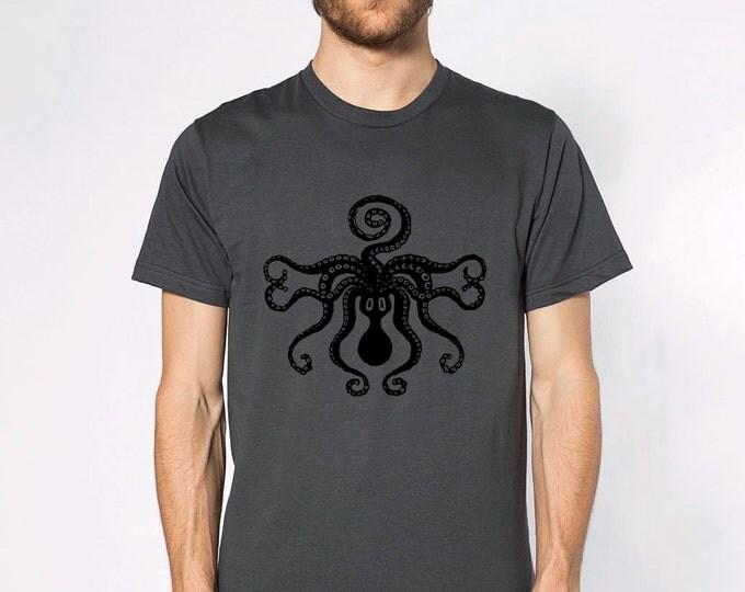 KillerBeeMoto: Lev Samoilovich Bakst (1866-1924) Octopus T-Shirt