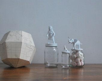 Dog Jar / Puppy Jar