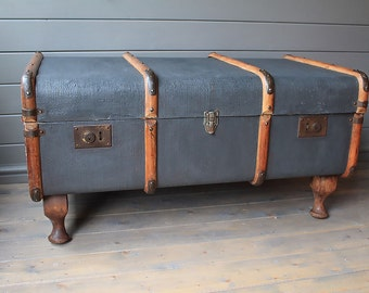 1940s Trunk Coffee Table