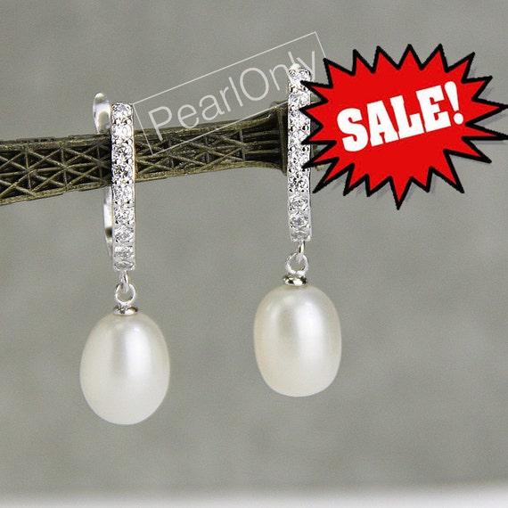 perlen ohrringe mit strass