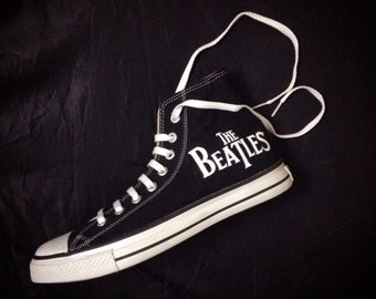 The Beatles Converse All Star Shoes