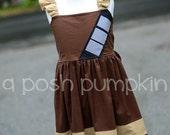 Star Wars Chewbacca Inspired Dress