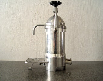 Vintage Coffee Maker from 1960.