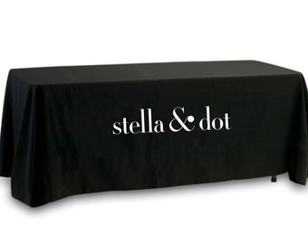 SALE- Stella & Dot Table Cloth