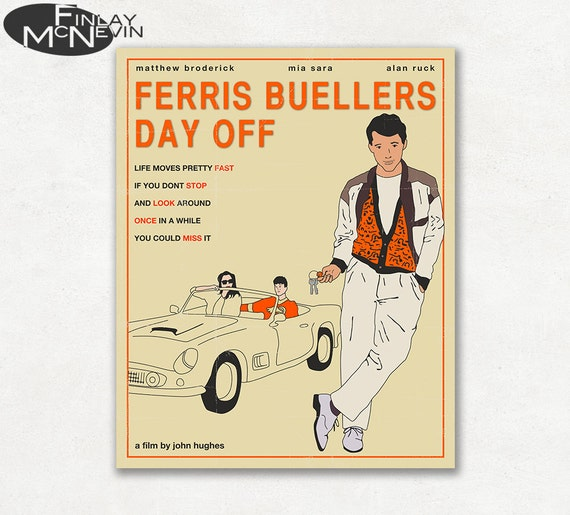 ferris buellers day off essay College links college reviews college essays college articles report abuse home reviews movie reviews ferris bueller's day off ferris bueller (matthew.
