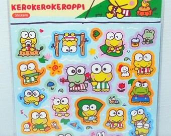 Sanrio Keroppi 2016' Stickers
