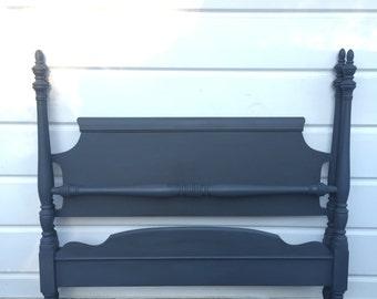 Painted Headboards painted headboard | etsy