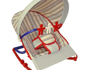 Our baby rocker provides a convenient, comfortable resting place wherever you need to take your baby. And whenever -year-around protection!