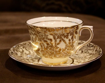 Colcough Cup and Saucer