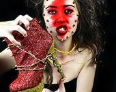 Wrath; seven deadly sins handmade shoes