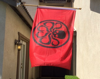 Hydra Flag 3' x 5'