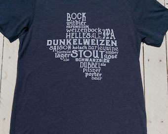 Texas Beer shirt