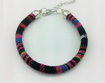 lushousloulou ethnic bohemian bracelet