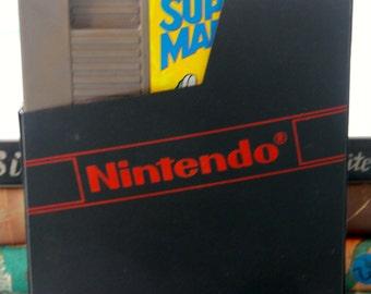 Rare Vintage 1990 Super Mario 3 Nintendo Cassette