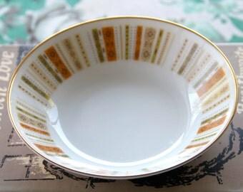 Vintage 1960's Noritake Espana china desert bowl- 6805