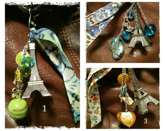Bag charms 'I Love Paris'