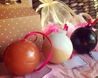 Sphere Ribbon Soap