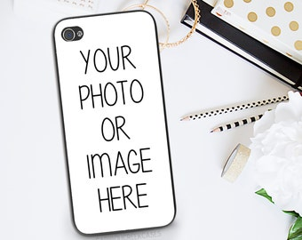 Custom Phone Case - custom iphone 6 case - Create your own iphone 5s case - iphone 5c iphone 4s iphone