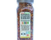 Rainbow Natural Sparkling Sugar
