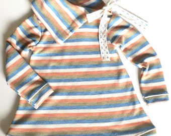 Girls Sweater Dress - Long Sleeve Dress - Girls Fall and Winter Dress