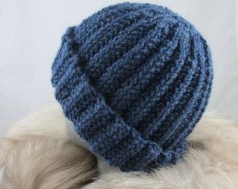 Alpaca and Merino Wool Hat