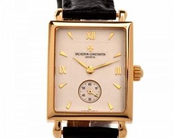 Vacheron Constantin Vintage Les Historiques Ref 91001/000J 18k Gold Watch, Item #: 537001
