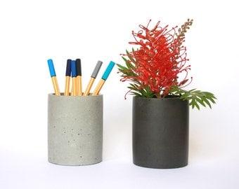 Vas Concrete Vessel | Vase | Bud Vase | Container