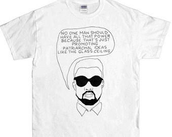 Feminist Kanye -- Unisex T-Shirt
