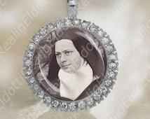 Carmelite nun, Mystic Blessed Elizabeth of the Trinity Catholic Medal